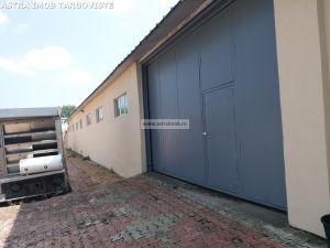 Hala productie/ depozitare de inchiriat in Targoviste- Zona industriala