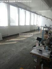Hala de inchiriat in Targoviste- Zona industriala