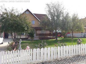 Vila mobilata si utilata de vanzare la 5 km de Targoviste