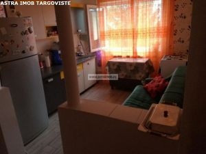 Garsoniera mobilata si utilata de vanzare  in Targoviste- Micro 9