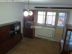 Apartament 2 camere de vanzare in Targoviste- Aleea Trandafirilor