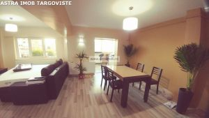 Apartament 2 camere LUX de inchiriat in Targoviste- Calea Bucuresti