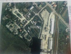 Teren intravilan de vanzare in Targoviste- Aleea Manastirii